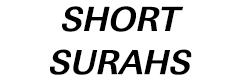surahs